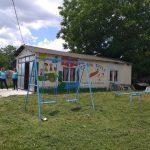 Selo Varvarin dobija novo mesto za okupljanje i rekreaciju meštana