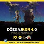 Džedajkon 4.0 zakazan za 20. decembar, ove godine u onlajn formatu