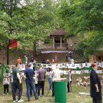"""Otvoren Kamp """"Fabrika umetnika"""" kraj Nišave u Brzom Brodu"""