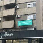 """""""Semafor zagađenja"""" postavljen u Smederevu"""