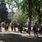 """Hor koji okuplja mlade Rome snima spot za pesmu """"Osmijeh"""" koju izvode u svom aranžmanu"""